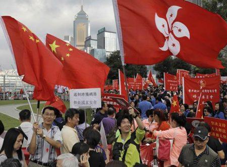 "Il ""terrore bianco"" ad Hong Kong"