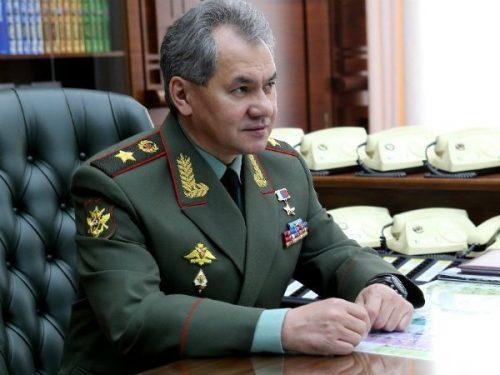 Ministro della Difesa russo: non ci si può fidare dell'occidente
