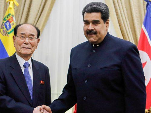Venezuela e Corea democratica consolidano l'alleanza