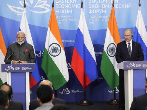 La Russia consolida la posizione nel settore energetico indiano