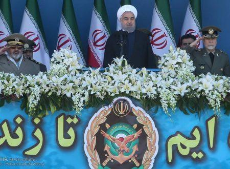 Un cambiamento nella guerra all'Iran?