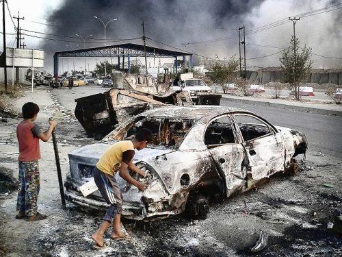 Il tentativo golpista degli USA in Iraq