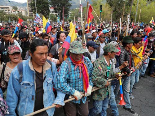 Ecuador: Lenin contro Lenin