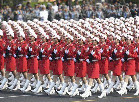 La parata cinese rivela le armi che influenzeranno le strategie statunitensi