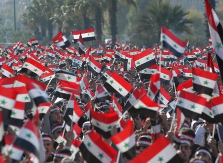 La Siria che resiste e il suo futuro