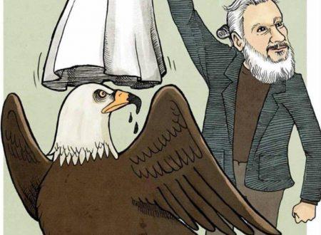 Wikileaks rivela i resoconti falsi dell'OPCW per accusare il governo siriano invece dei jihadisti!