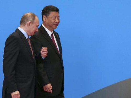Il sistema d'allarme missilistico russo-cinese protegge dagli Stati Uniti