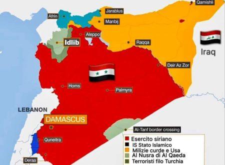 """Guerra civile siriana"": terroristi inglesi, truppe statunitensi e ostaggi occidentali!"