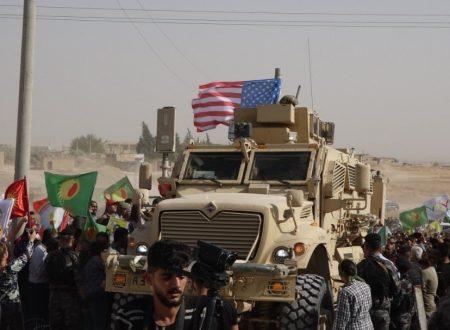 Il ritiro di Trump in Siria è un altro passo verso la fine dell'impero USA