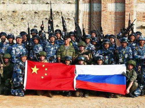 Perché Russia e Cina sono vicine