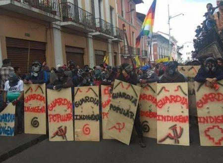 La battaglia dell'Ecuador è la lotta dell'America Latina per sovranità, democrazia e prosperità