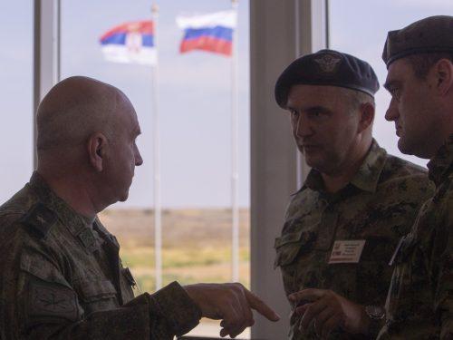 Perché sistemi di difesa aerea russi venivano inviati nei Balcani