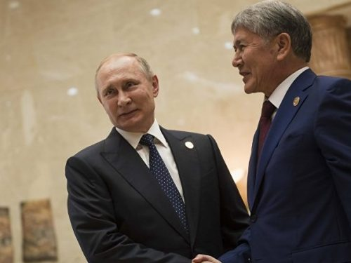 Putin denuncia la destabilizzazione dell'intervento turco in Siria