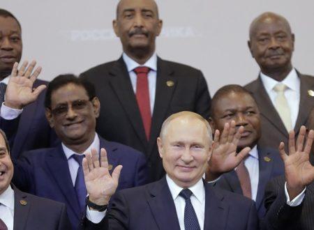 """""""Visione condivisa 2030"""" Russia-Africa: alternativa al saccheggio neocoloniale"""