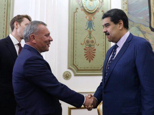 Venezuela e Russia rafforzano i legami militari
