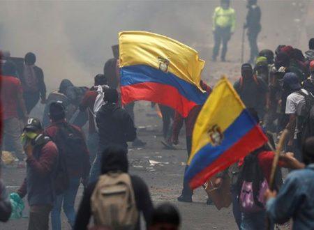 Ecuador: risposte sociali alla violenza neoliberista