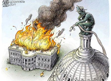 L'implosione politica degli USA
