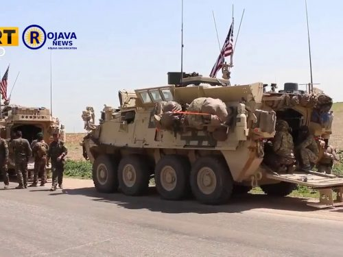 Gli Stati Uniti abbandonano i loro agenti curdi in Siria