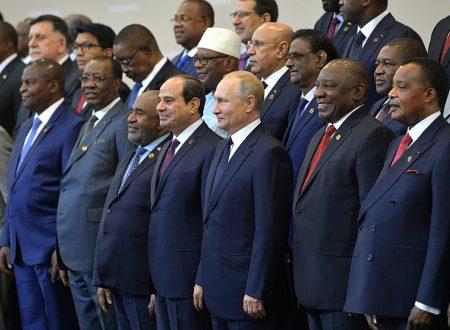 La diplomazia russa minaccia l'imperialismo occidentale in Africa