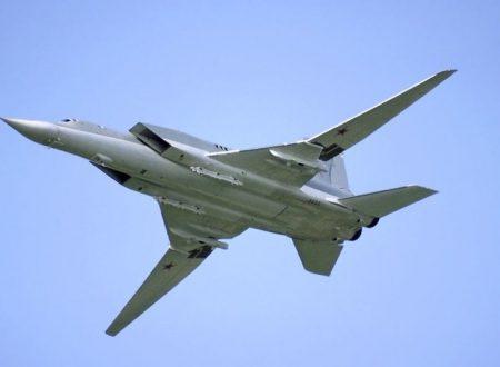 La Russia espande la flotta di bombardieri