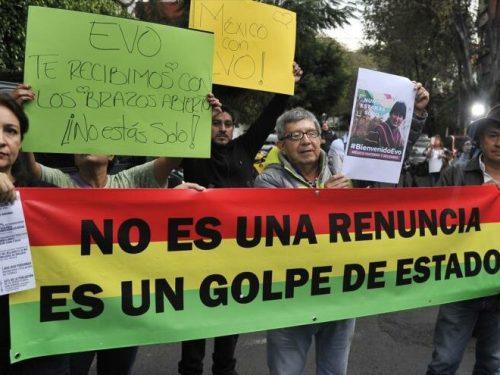 """Bolivia: la transizione verso la """"soluzione finale"""""""