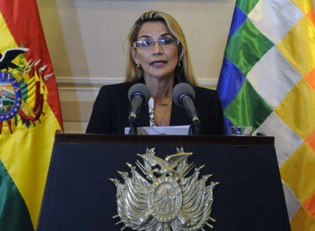 La presidentessa de facto della Bolivia è legata al narcotraffico
