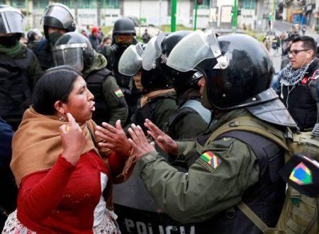 I golpisti boliviani sono agenti dell'FBI