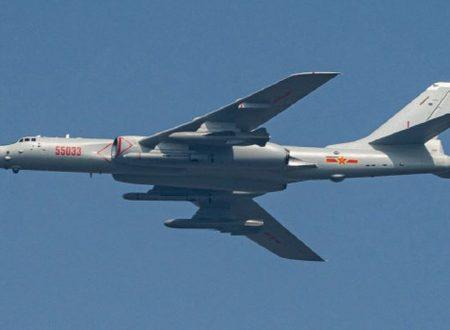I bombardieri cinesi avranno un raggio d'azione di 6000 km