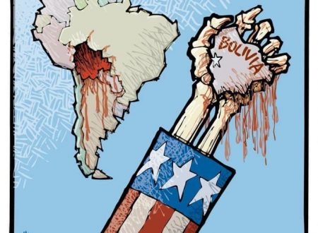 Il golpe statunitense in Bolivia