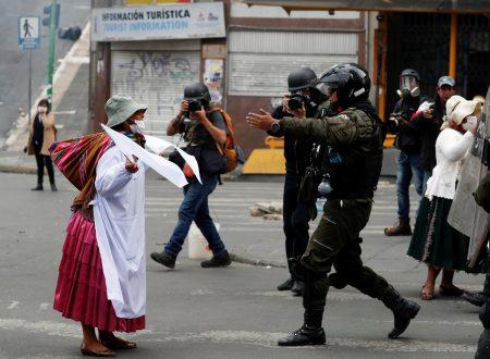 Colpo di Stato in Bolivia: il buio è illuminato