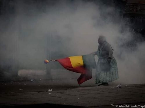 Il controgolpe di El Alto imponeva l'autoproclamazione di Jeanine Ánhez