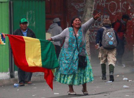La Bolivia e la seconda guerra fredda