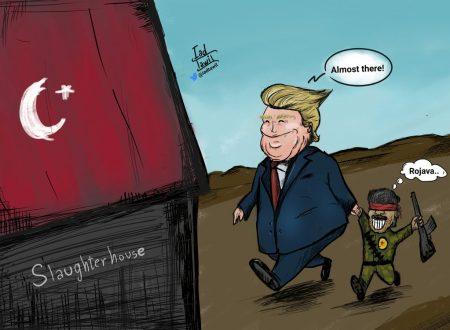 Gli USA hanno prodotto pochissimi antimperialisti. Noam Chomsky non è tra loro