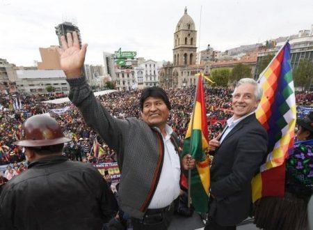 La Bolivia e i militari, Washington e OAS