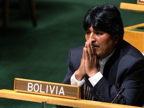 Assedio, lotta e resistenza in Bolivia