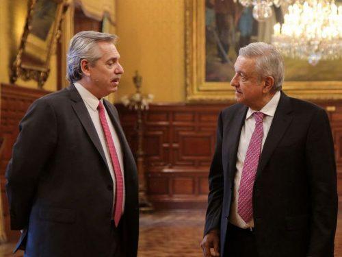 López Obrador, Alberto Fernández, integrazione regionale e comunione di idee