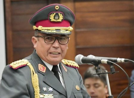 Bolivia, il golpista Kaliman fugge negli USA con un milione di dollari