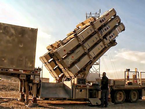 La Russia recupera un sofisticato missile israeliano in Siria