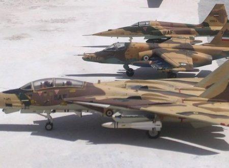 L'Iran acquisterà diversi velivoli russi dal 2020