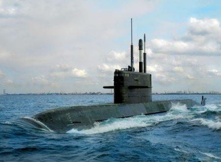 Sottomarino russo opera al largo d'Israele senza essere rilevato