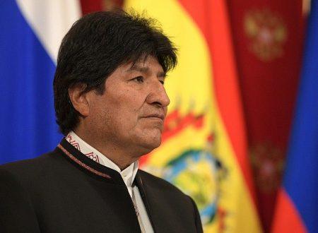 Evo e la Bolivia danno fastidio all'impero