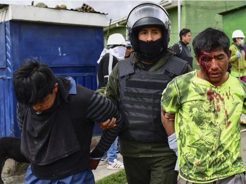 La città di El Alto difende Evo Morales dalla repressione