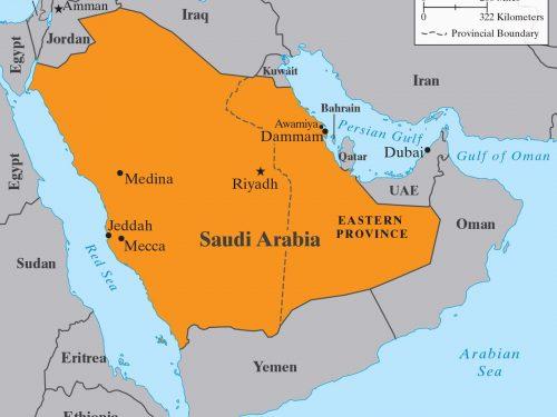 Unità militare segreta inglese agli ordini dell'Arabia Saudita
