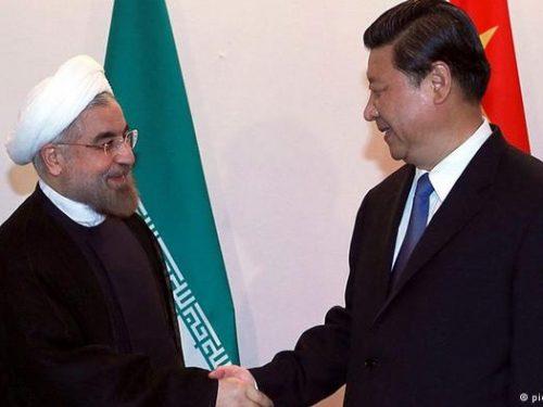 Cina e Iran approfondiscono le relazioni bilaterali