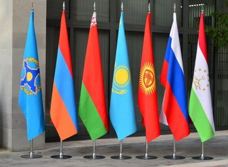 Organizzazione del trattato sulla sicurezza collettiva (CSTO): piani per il 2020
