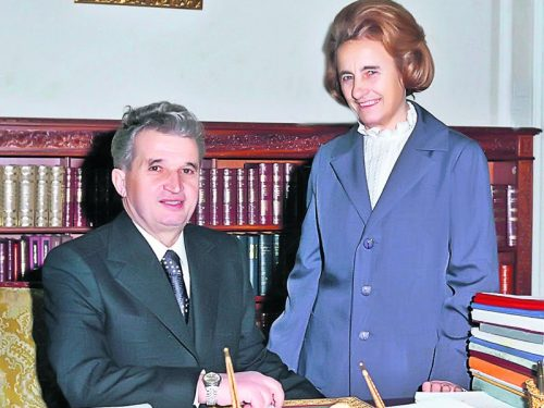 """""""Majdan"""" rumena, come rovesciare Ceausescu"""