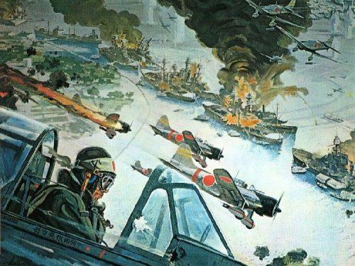 Autunno 1941: Pearl Harbor e le guerre delle Corporation degli USA