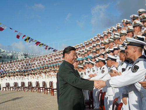 La Cina sostituisce gli Stati Uniti come prima potenza navale