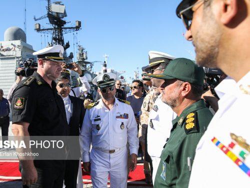 Iran, Russia, Cina: esercitazione navale congiunta nel Mare di Oman