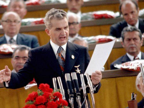 Tradimento contro Ceaucescu